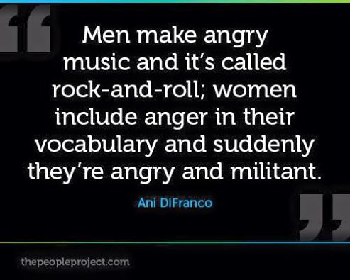 men angry