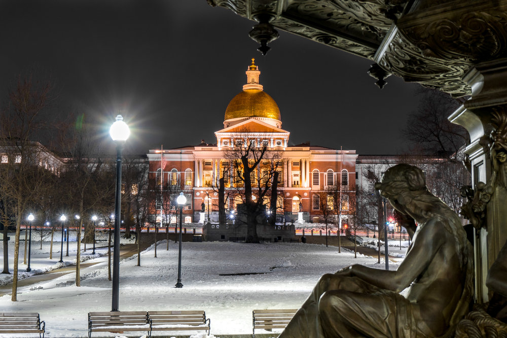 State House - Boston, MA