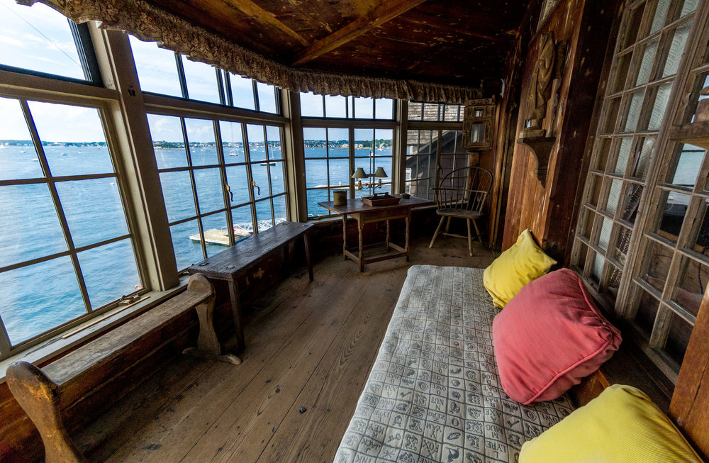 Sleeper-McCann House - Gloucester, MA