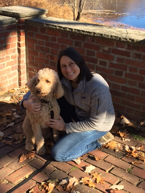 VSW welcomes Dr. Lindsay Sussman, pictured here with Penny.