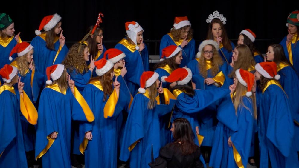 Cadet Choir