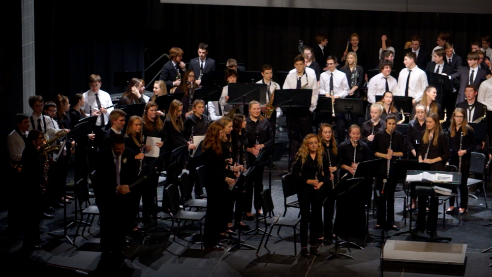 Symphonic  Band and Wind Symphony
