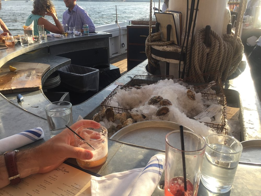 grand banks | oyster bar
