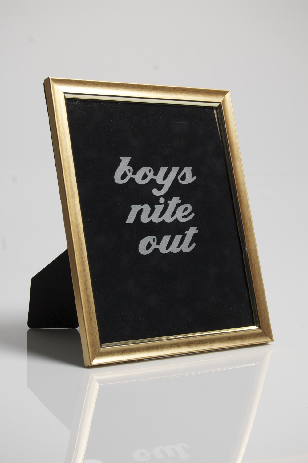 boys nite out