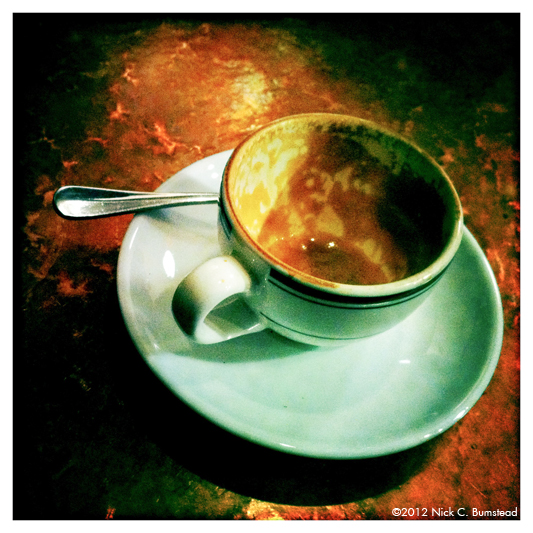 02.03.2012 – Coffee @ Bluebird Coffee Shop