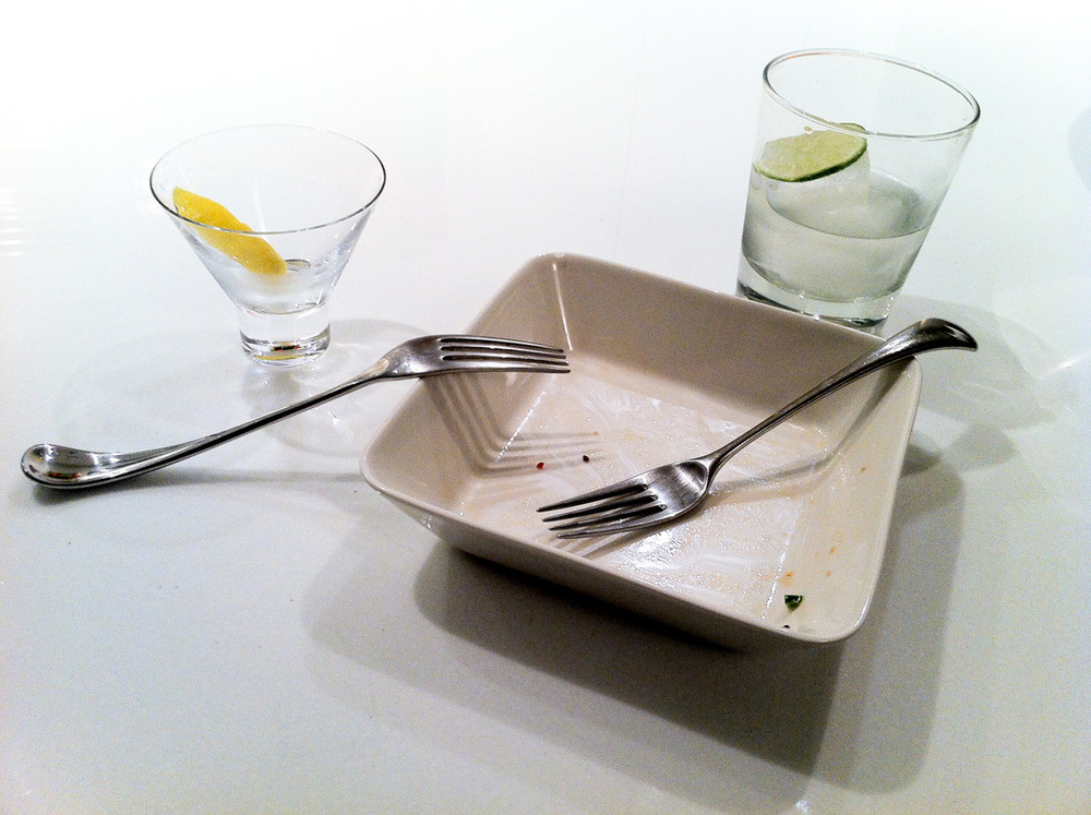 Tuna Tartare & Cocktails