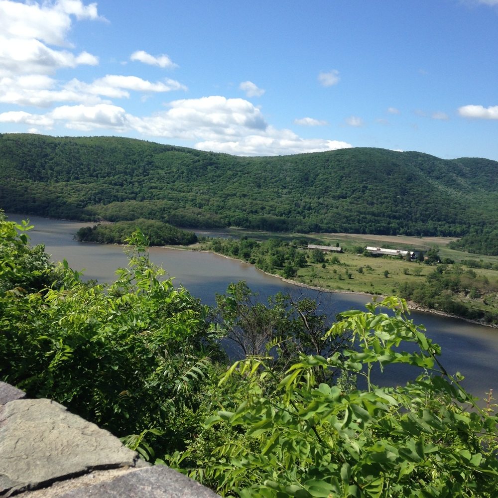 Hudson River Scenic Overlook