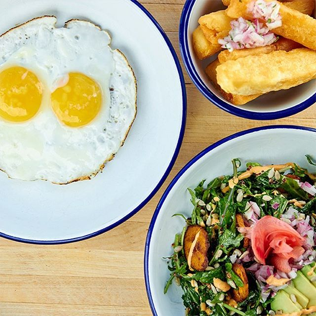 Perfect combo for this Sunday's brunch 👌🏼✨#BabyBrasa #NYC #healthyeating