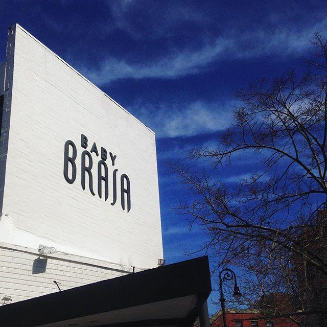 THE NEW KID ON THE BLOCK ⚡️@babybrasa West Village #NYC #westvillagerestaurant #PeruvianRestaurant #BabyBrasa