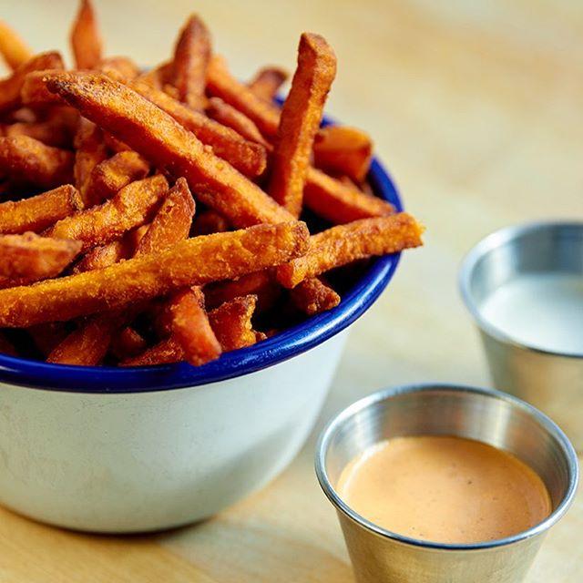 Sweet Potato Fries to die⚡️#BABYBRASA #SayNoMore