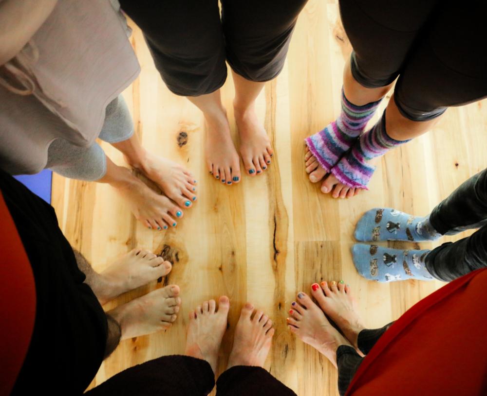 L'unicità della pratica Yoga
