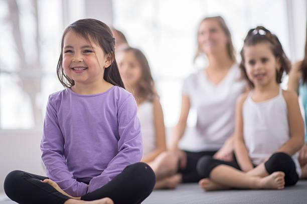 Mindfulness Scuola Bergamo - Bambini in meditazione