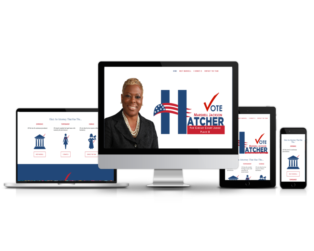 Marshell Jackson Hatcher (Campaign website)