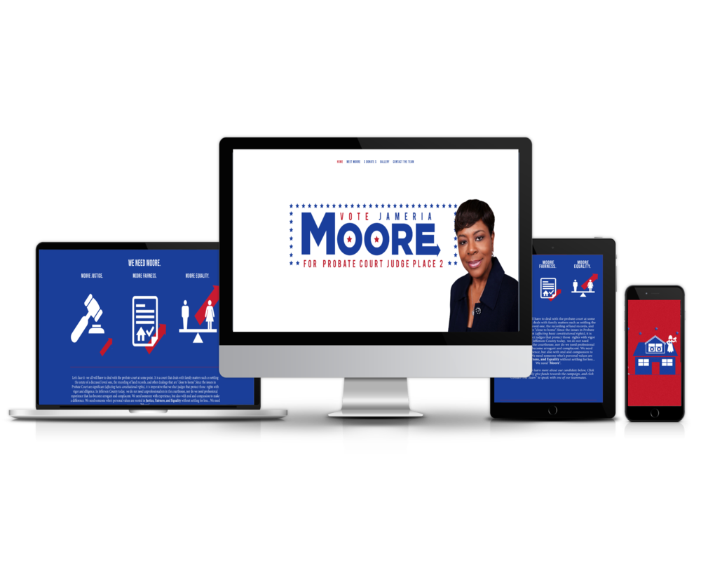 Attorney Jameria Moore (Candidate Website)