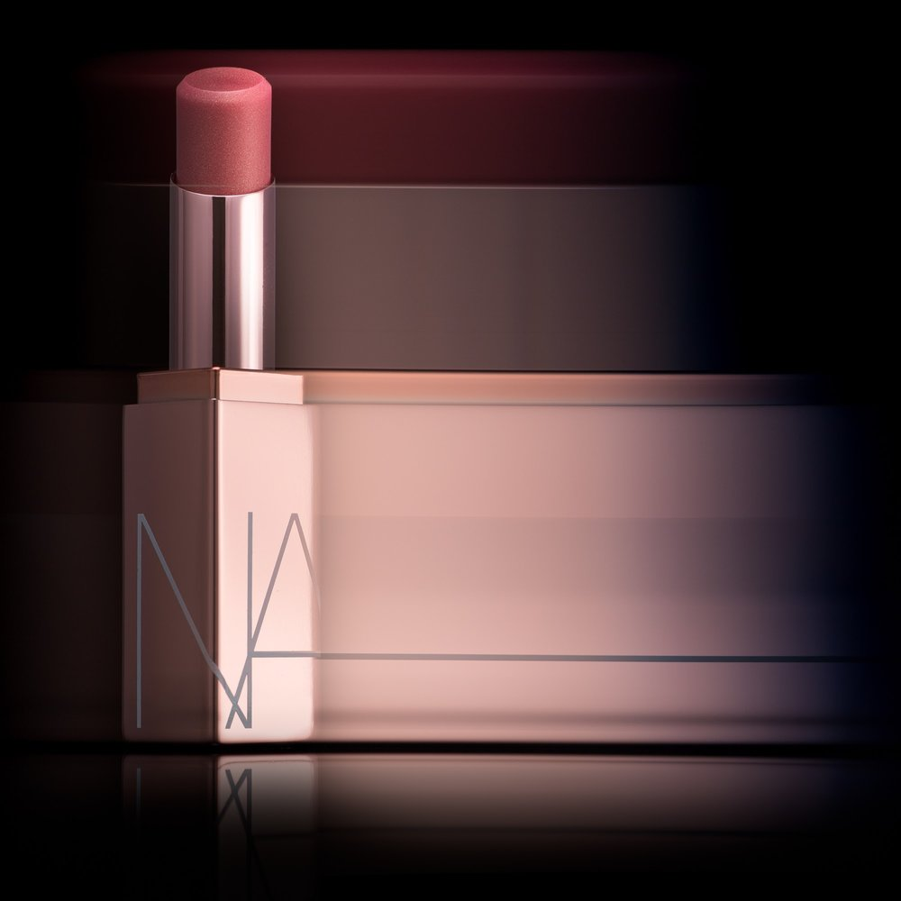 Nars Orgasm After Glow Lip Balm, Photography by Jeff Delacruz for Kitsune Beauty