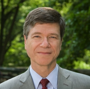 Professor Jeffrey Sachs   Advisor