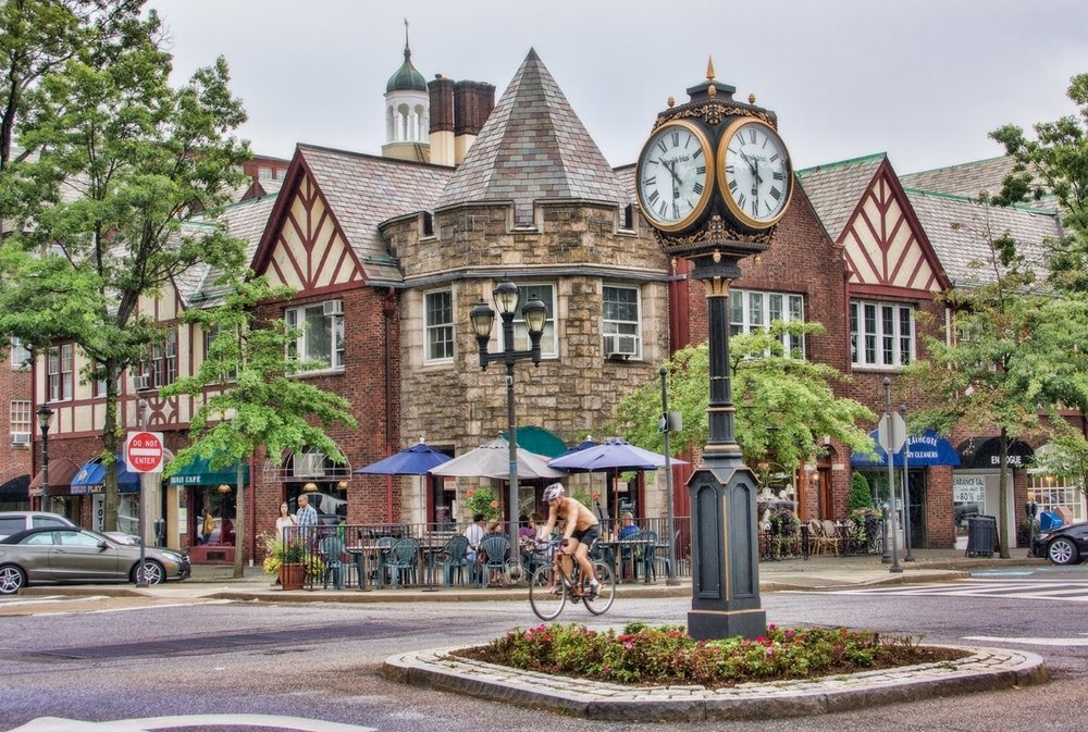 Scarsdale Village Downtown