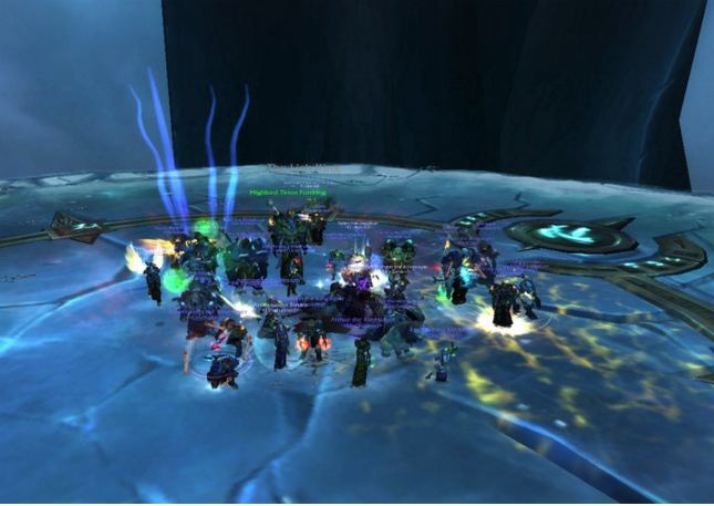 First Lich King kill!