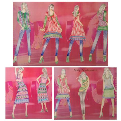 Diseños para mujer por Sreerupa Paul