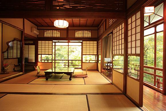 Ejemplo ryokan.  www.japaneseguesthouses.com