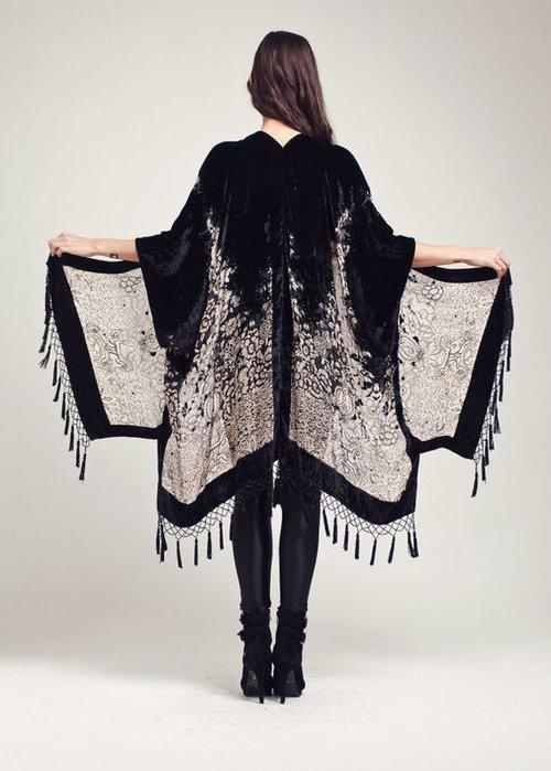De FlecosSiempre Kimono Fashionableasia Moda — Con rosxthBQdC