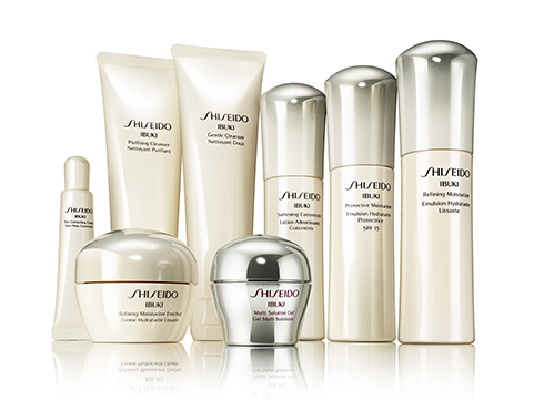Línea Ibuki http://www.shiseido.es