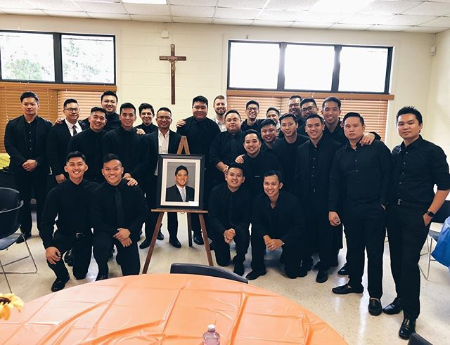 We will always remember the brother who loved unconditionally and gave whenever and wherever he could. Huy Huynh, we hope you are resting in peace and know that you have impacted each and every one of our lives. #Huywillremember #Huywon #ufpdpsi #AY