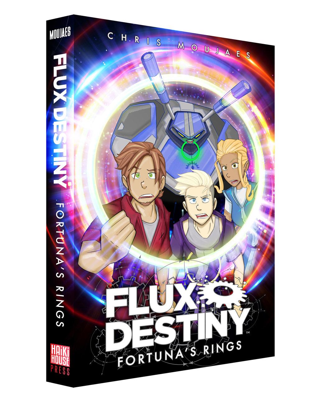 FLUX - Fortuna's Rings - 3D Book.jpg