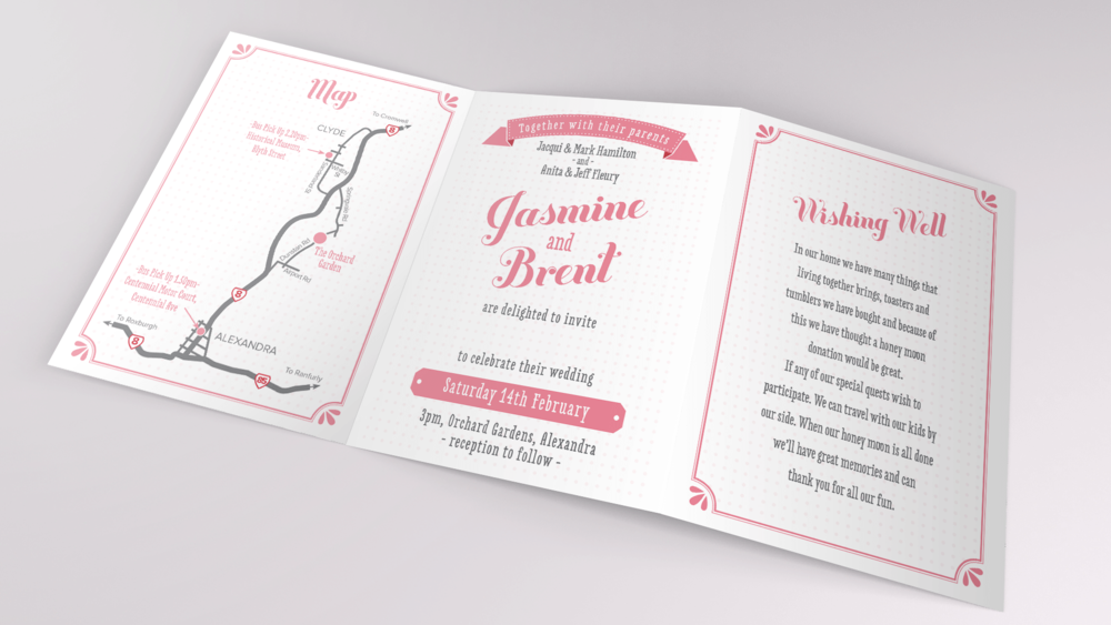 Wedding Stationary Printing