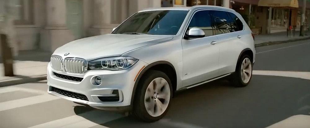 BMW: BACKSEAT DRIVER ºº COMMERCIAL CAMPAIGN