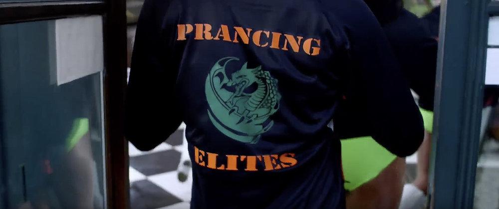 THE PRANCING ELITES PROJECT ºº TV SERIES