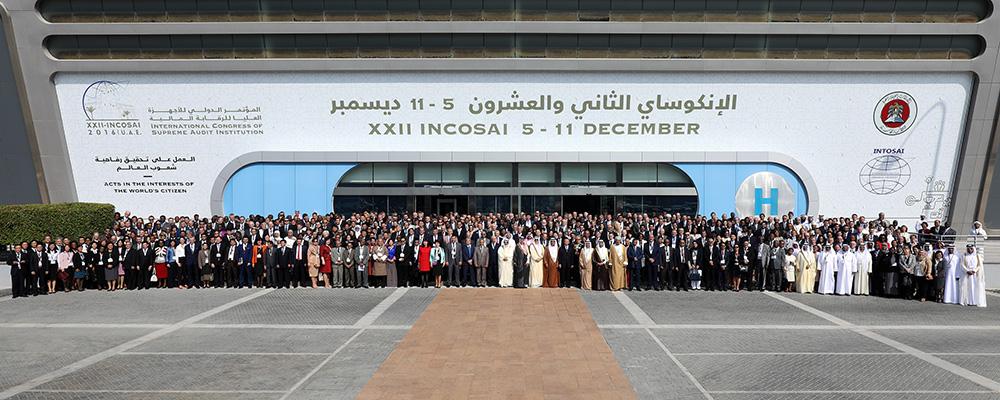 XXII INCOSAI 5 - 11 December 2016