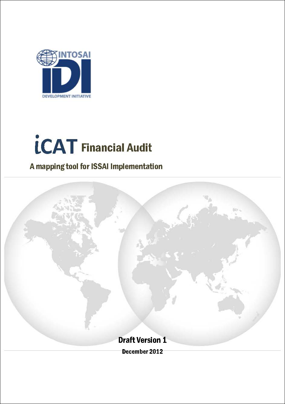 FINANCIAL AUDIT iCAT GUIDANCE -   WORD DOC AVAILABLE HERE