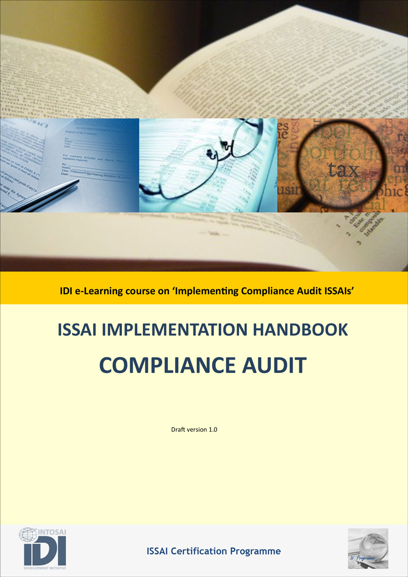 ISSAI IMPLEMENTATION HANDBOOK - COMPLIANCE AUDIT