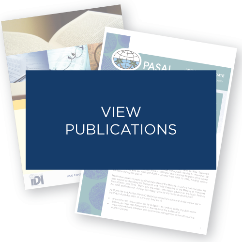 View PASAI Publications
