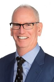 Mr Brendan Worrall, Auditor General