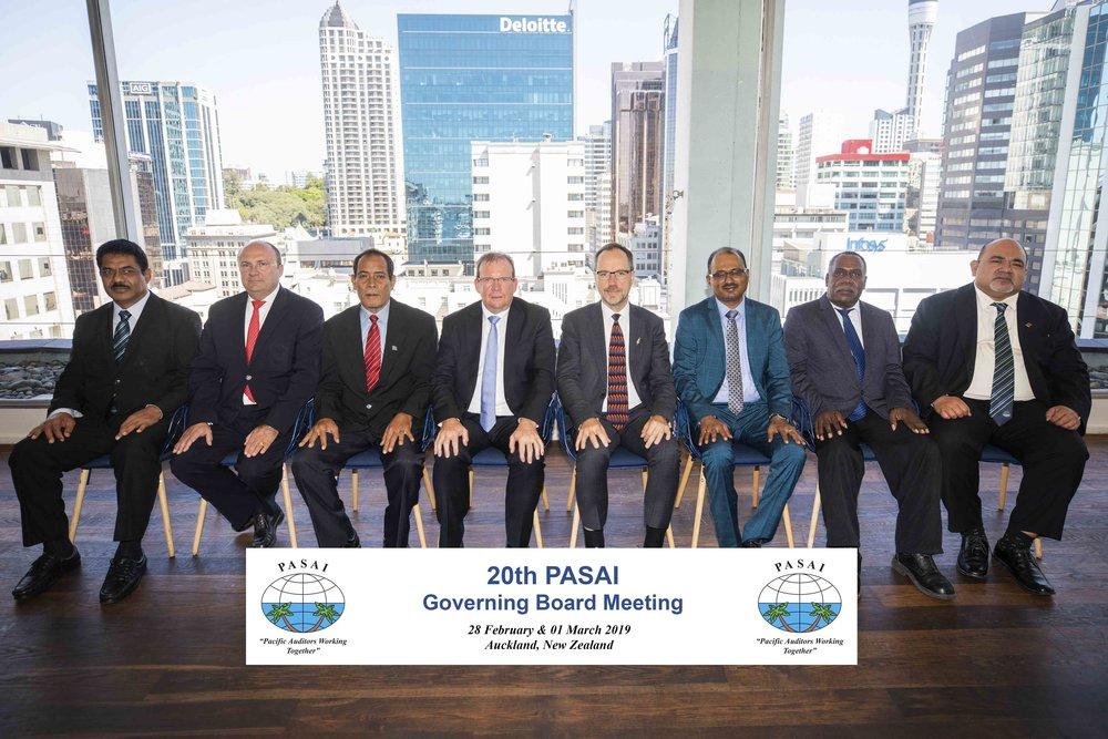 20th PASAI Governing Board Meeting, Auckland Feb 2019 (GB Members).jpg