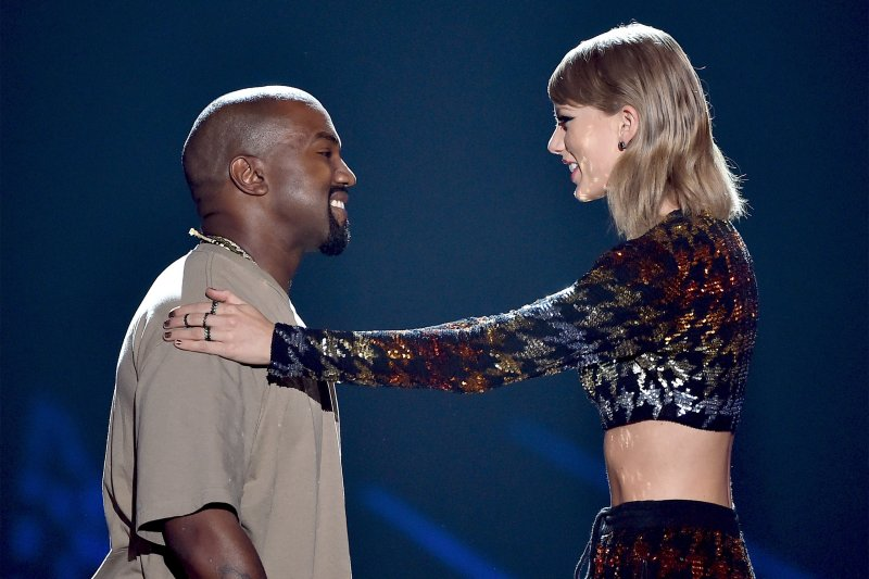 Headphones: Round 2 Taylor vs  Kanye — man of the hour