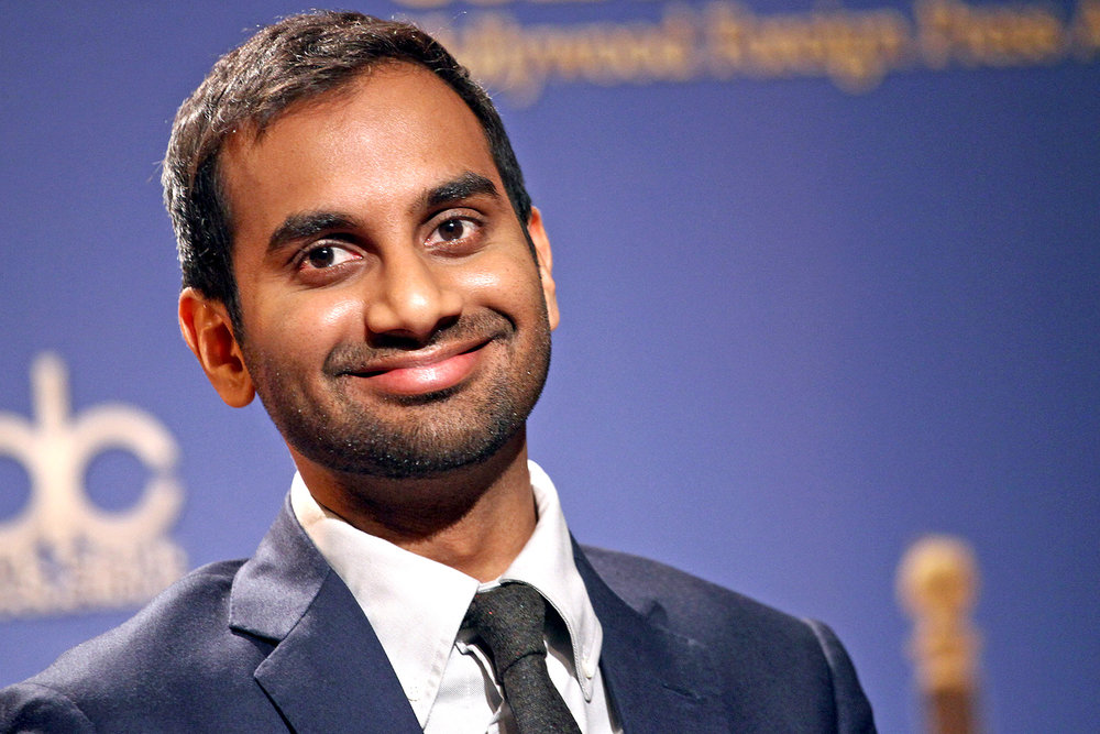 Parlor talk aziz ansari man of the hour stopboris Choice Image