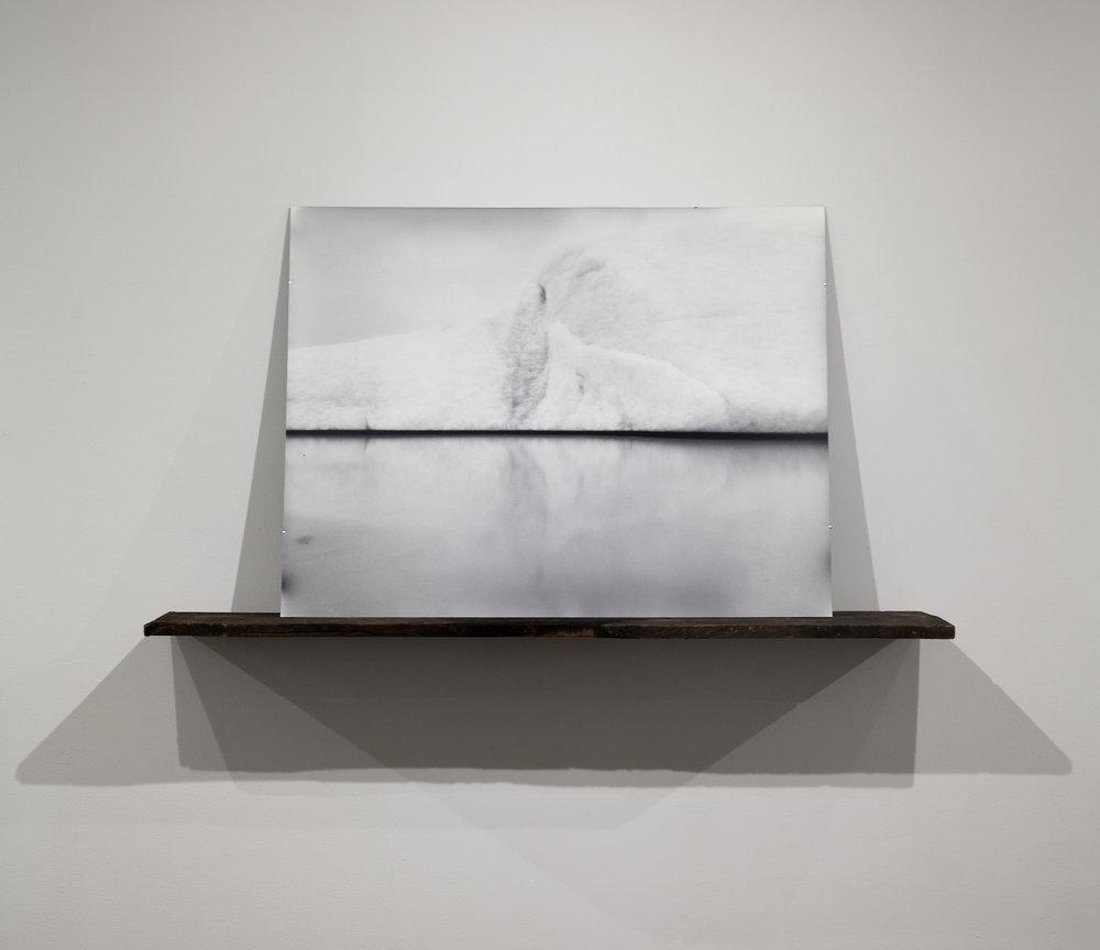 Vanessa Albury, Arctic Future Relics, 2016