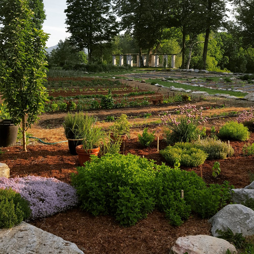 FARM, GARDEN, QUARRY AND FIELDS — Marble House Project