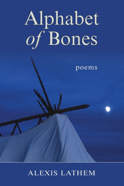 Alphabet of Bones, book cover.