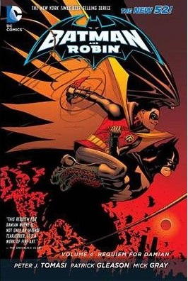 Batman and Robin: Requiem for Damien