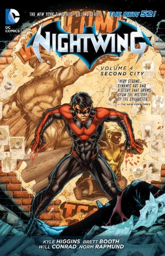 Nightwing Second City