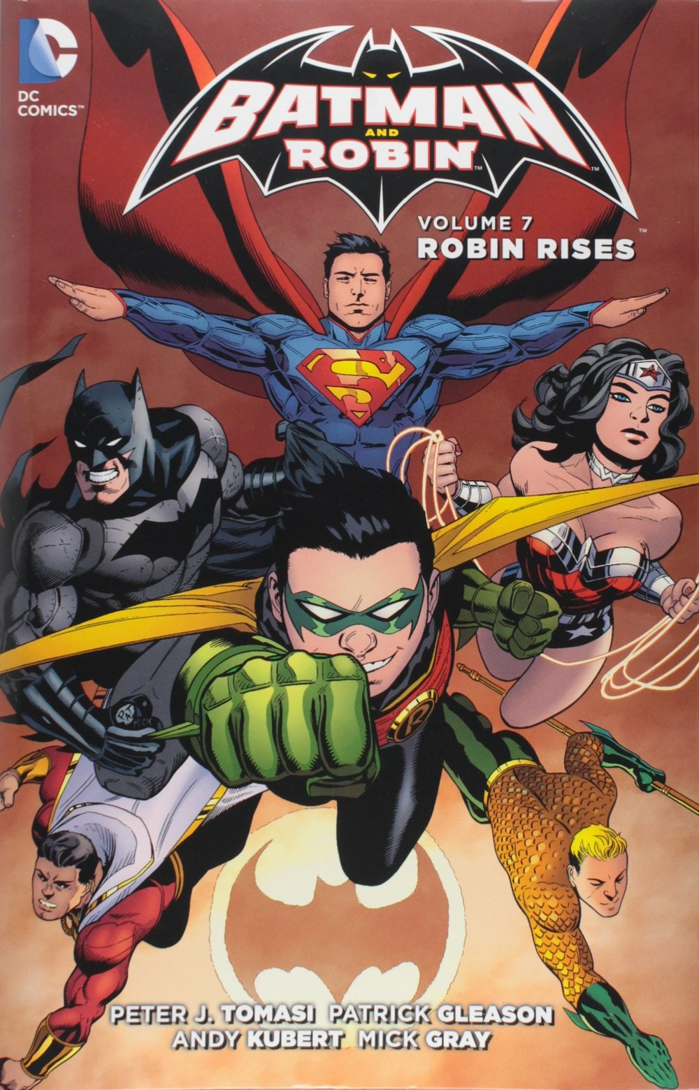 Batman and Robin: Robin Rises