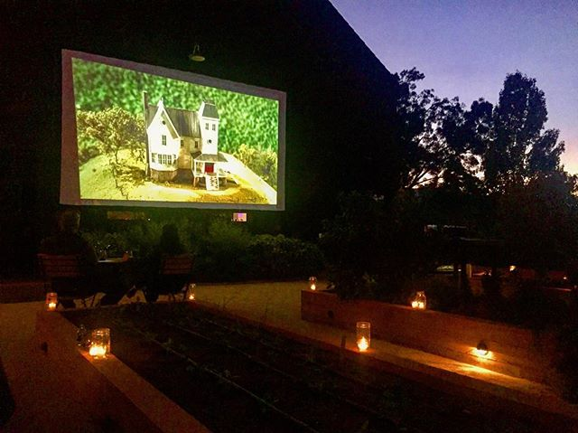 Thank you @turnbullwines for having us at your industry night screening of Beetlejuice. Such wonderful hospitality (and wines!) #turnbullwines #napavalley #winecountry #wepplervineyards #beetlejuice