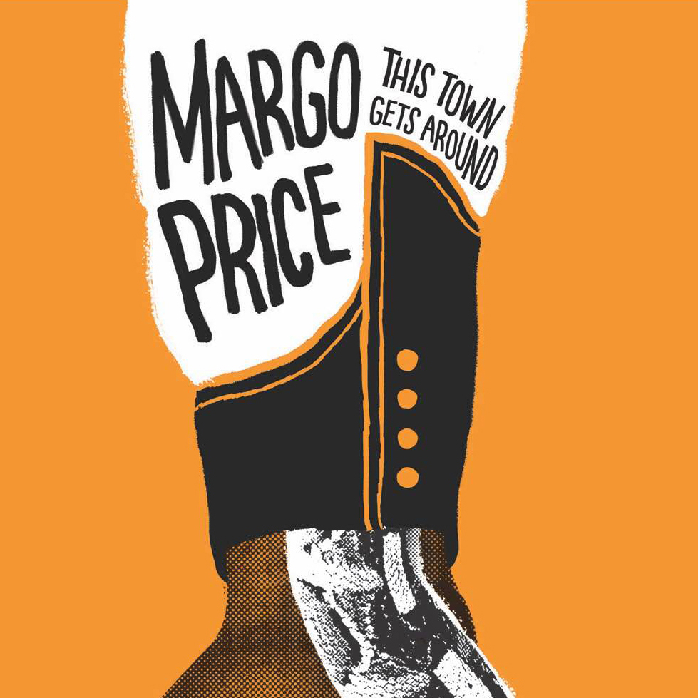 Price for a poster design - Aiga Always Summer Poster Show 2016 Margo Price