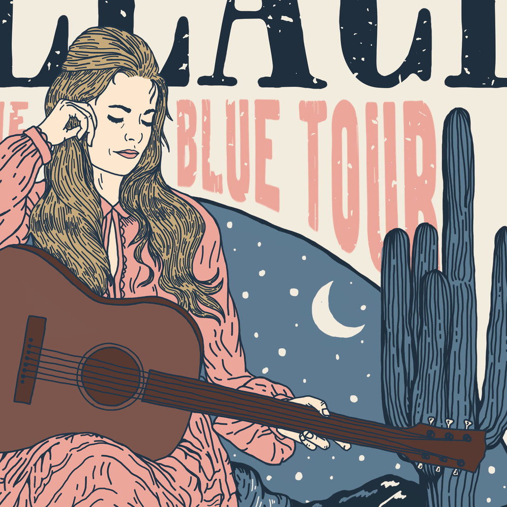 Alice Wallace 2019 Tour