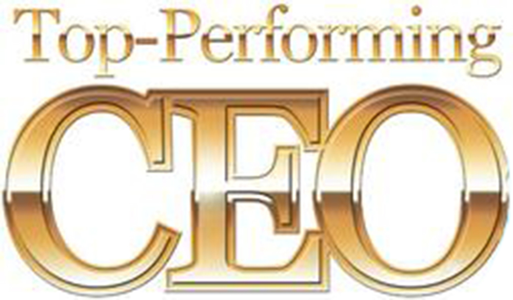 Business Weekly Top Performing CEO