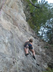 Keep On Climbing! (c) Jacqueline Boone